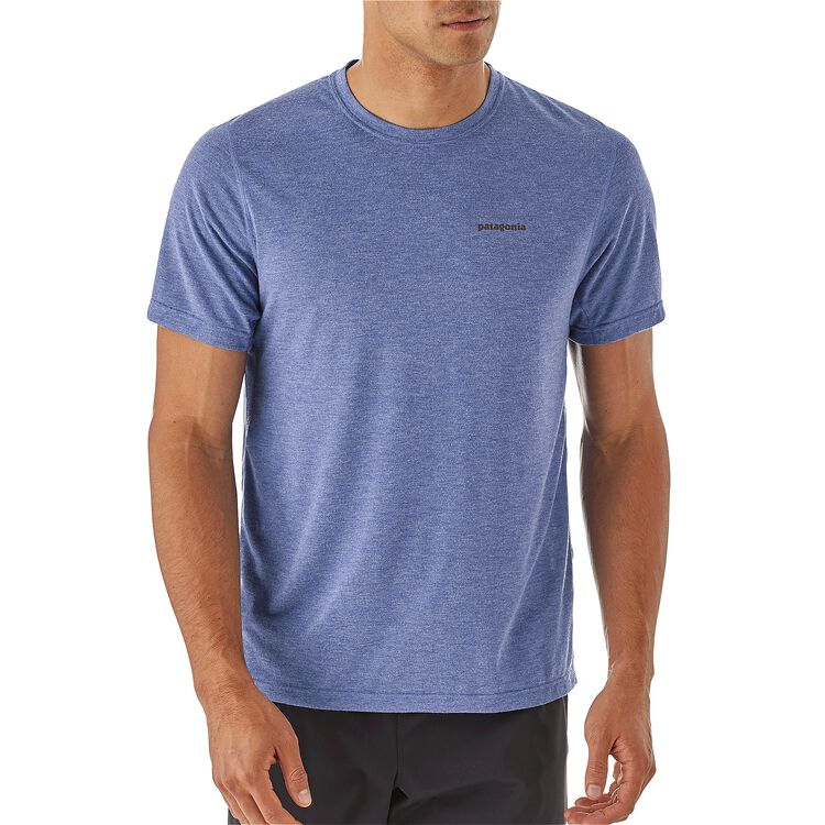 M's Short-Sleeved Nine Trails Shirt,
