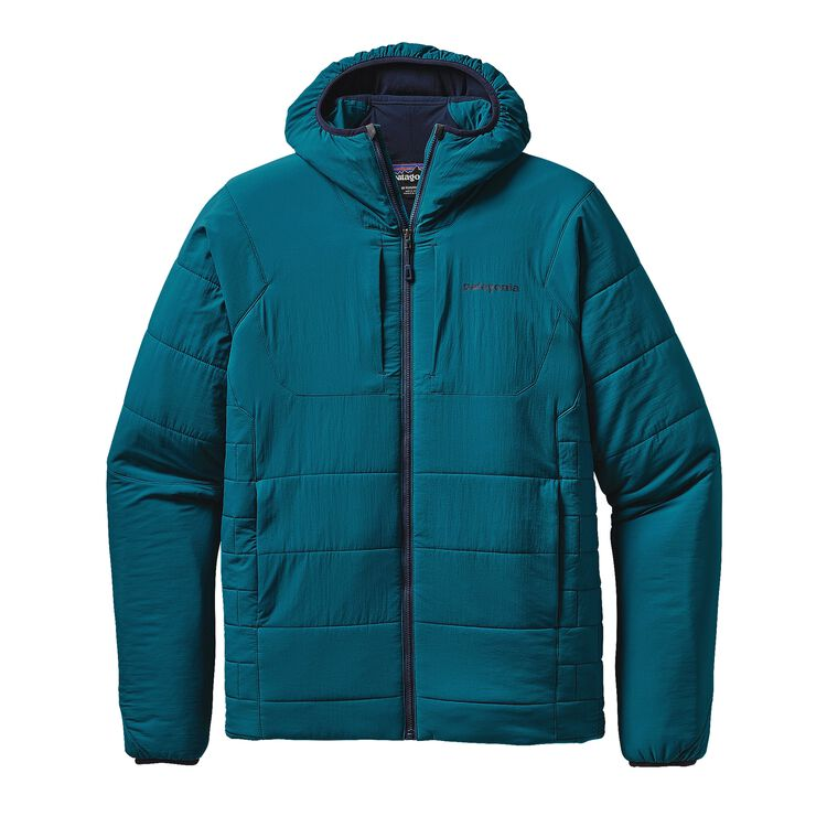 M'S NANO-AIR HOODY, Deep Sea Blue (DSE)