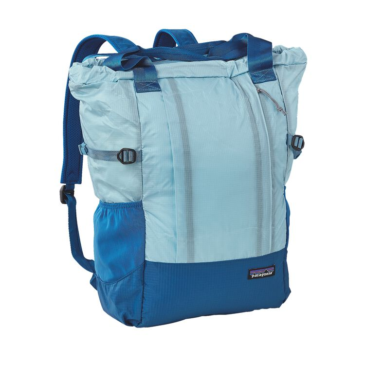 LW TRAVEL TOTE PACK, Tubular Blue (TUBL)