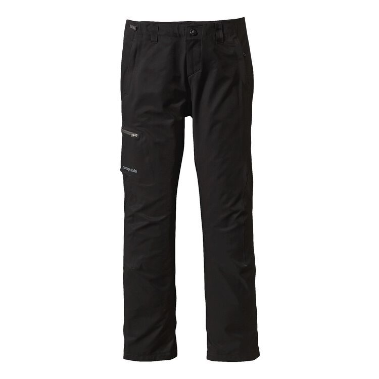 W'S SIMUL ALPINE PANTS, Black (BLK)