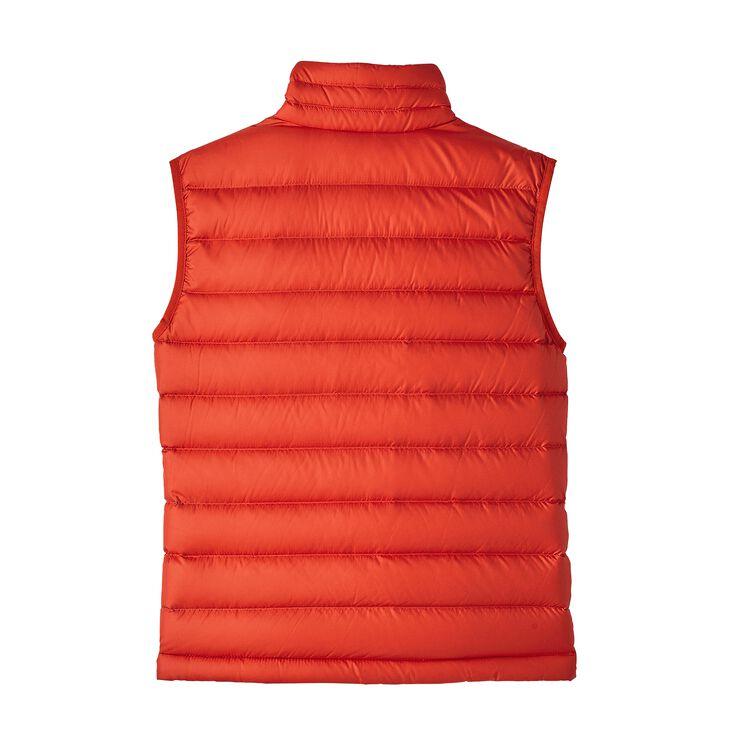 Boys' Down Sweater Vest,