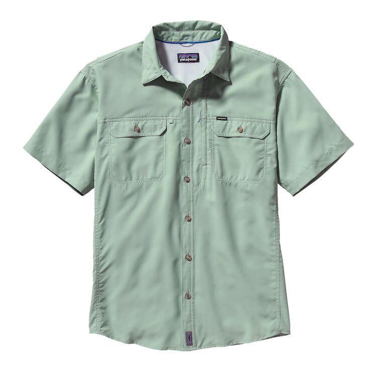 メンズ・ソル・パトロールII・シャツ, Gypsum Green (GYPG)