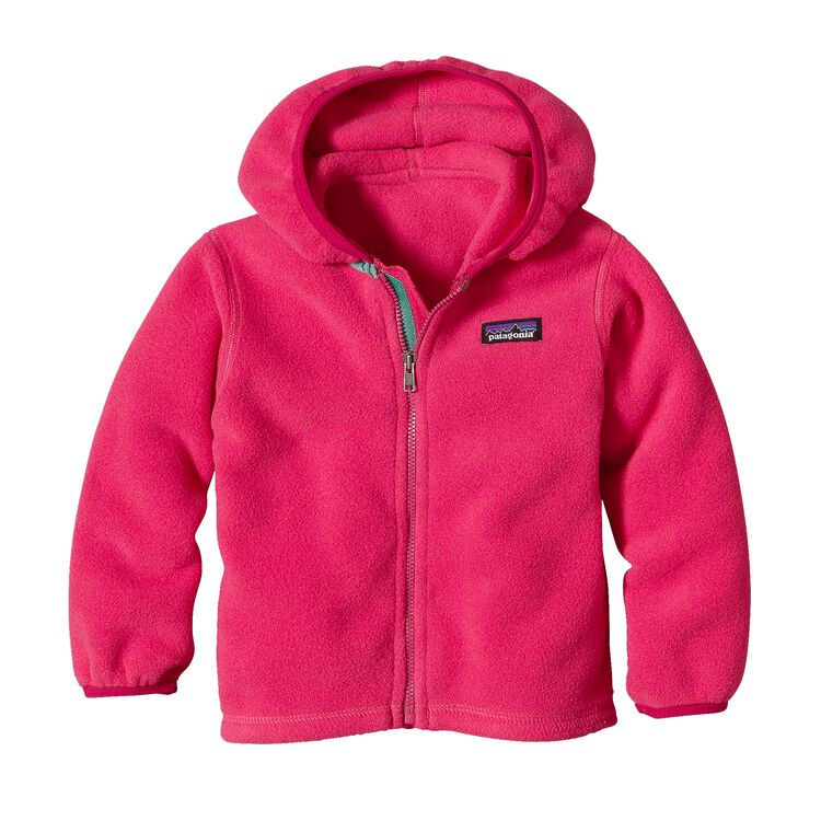 BABY SYNCH CARDIGAN, Rossi Pink (RPN)