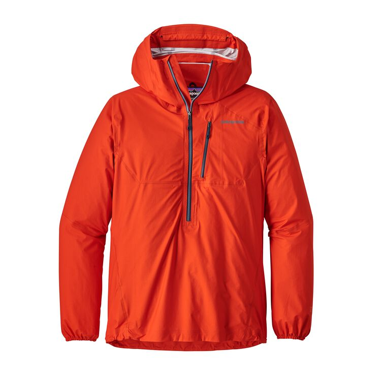 M'S M10 ANORAK, Paintbrush Red (PBH)