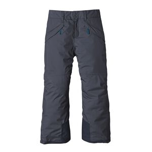Boys' Insulated Snowshot Pants, Smolder Blue (SMDB)