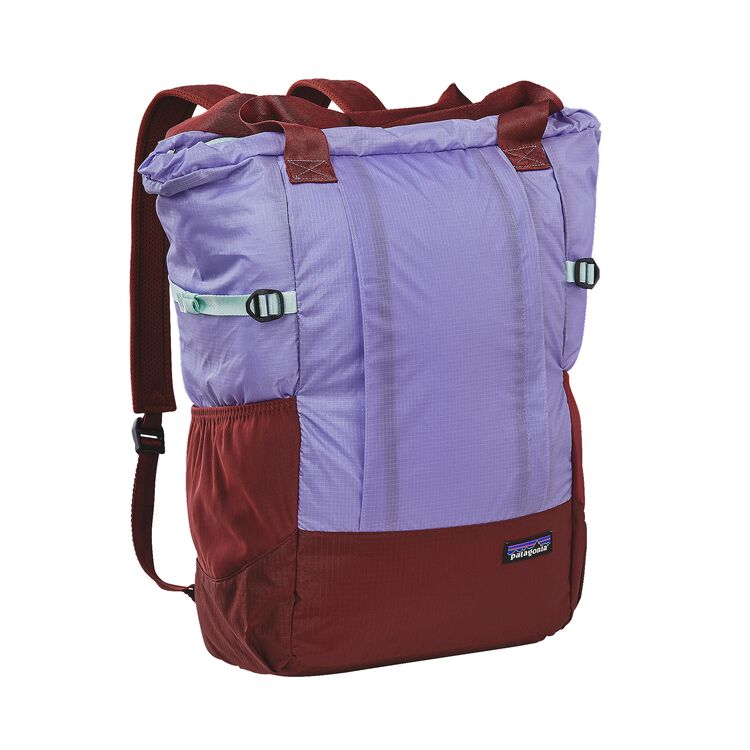 LW TRAVEL TOTE PACK, Ploy Purple (PLYP)