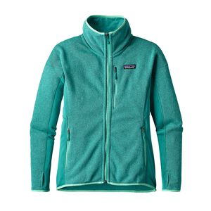 W's Performance Better Sweater™ Jacket, True Teal (TRUT)