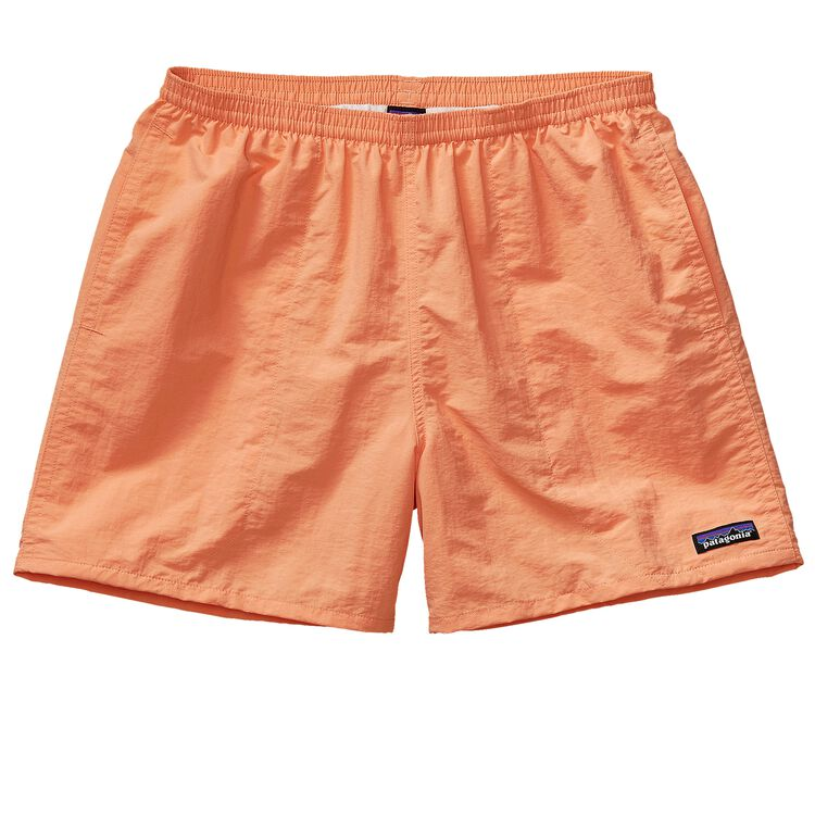M'S BAGGIES SHORTS - 5 IN., Lite Cusco Orange (LCSO)