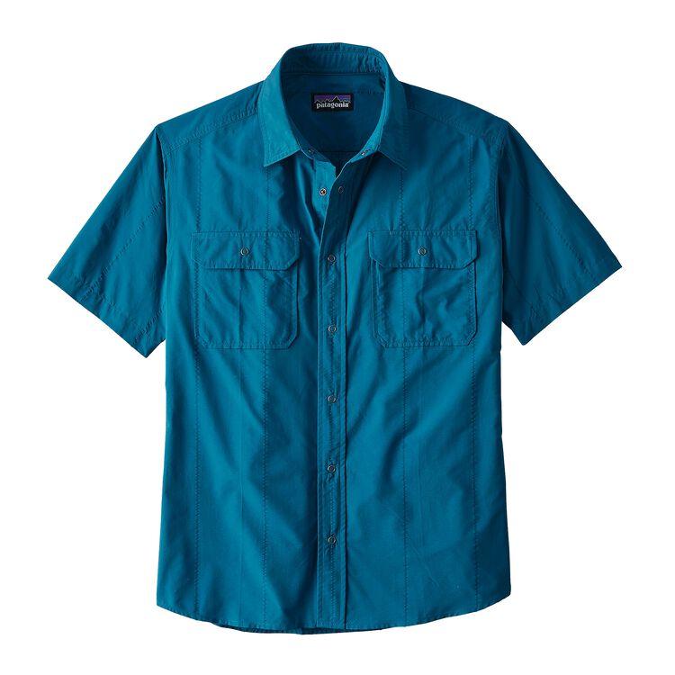 メンズ・エル・レイ・シャツ, Whole Weave: Big Sur Blue (WBGS)