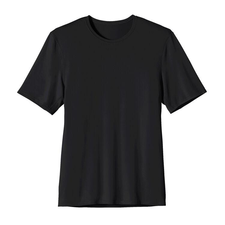 M'S CAP TEAM T-SHIRT, Black (BLK)