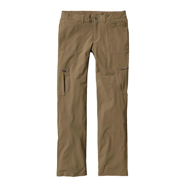 W'S TRIBUNE PANTS - SHORT, Ash Tan (ASHT)