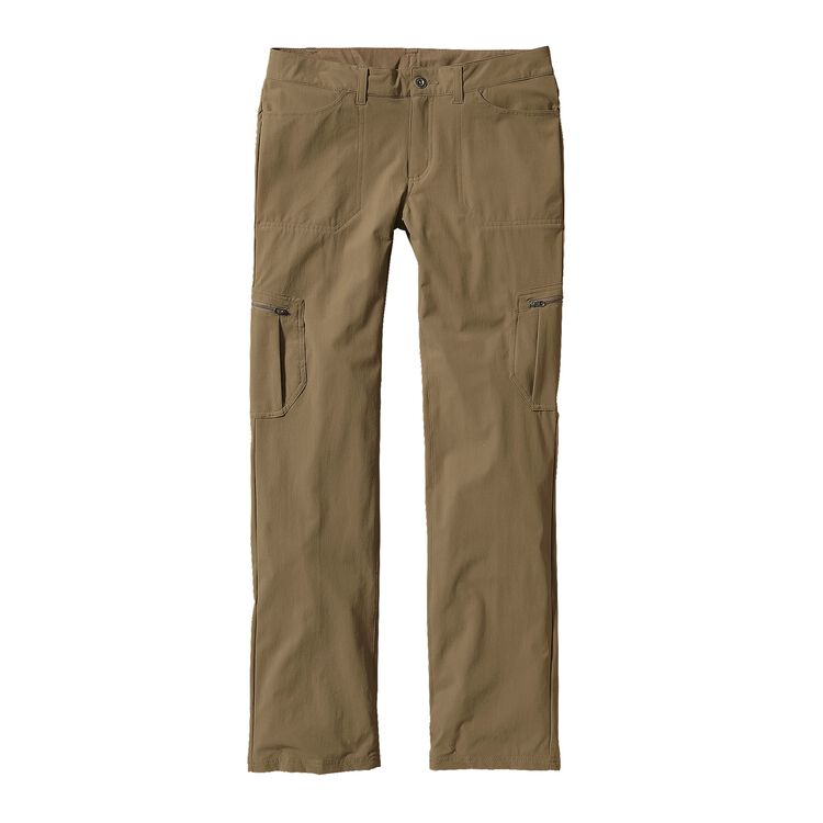 W'S TRIBUNE PANTS - REG, Ash Tan (ASHT)