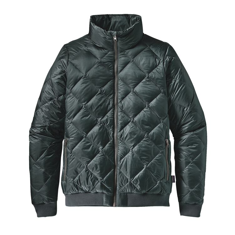 W'S PROW BOMBER JKT, Nouveau Green (NUVG)