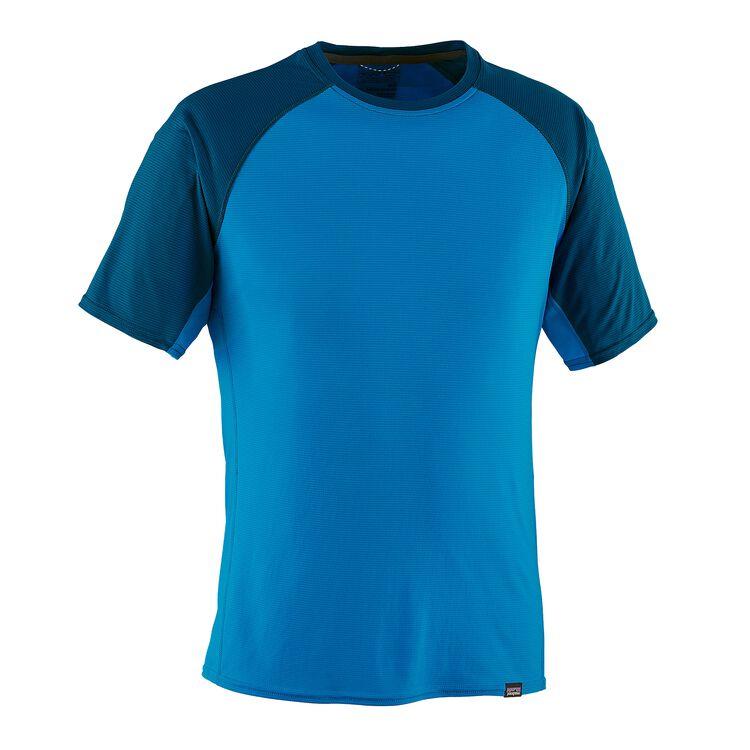 メンズ・キャプリーン・ライトウェイト・Tシャツ, Andes Blue (ANDB)