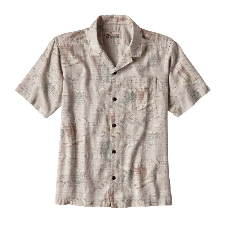 M'S LIMITED EDITION PATALOHA SHIRT, Voyage: Pelican (VYGP)