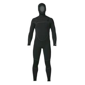 メンズ・R5ユーレックス・フロントジップ・フーデッド・フルスーツ/USモデル, Black (BLK)