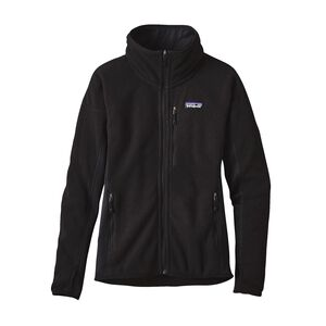W'S PERFORMANCE BETTER SWEATER JKT, Black (BLK)