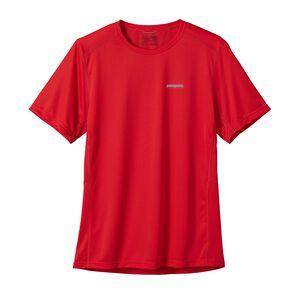 メンズ・ショートスリーブ・フォアランナー・シャツ, French Red (FRR)