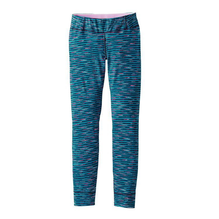 GIRLS' CAP BOTTOMS, Cedar Spin: Epic Blue (CSEP)