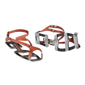 Ultralight River Crampons, Silver (SIL-775)