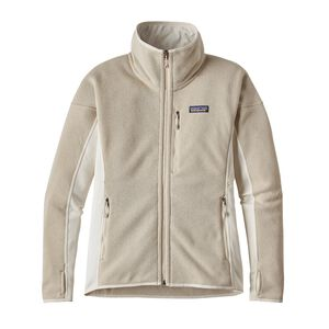 W's Performance Better Sweater™ Fleece Jacket, Bleached Stone (BLST)