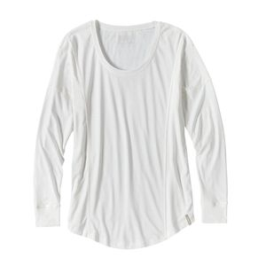 W's Long-Sleeved Blythewood Top, Birch White (BCW)