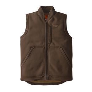 M's Burly Man Vest, Dark Walnut (DWA)