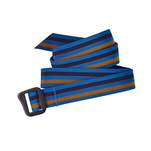 Friction Belt, Fitzroy Belt Stripe: Andes Blue (FTAB)