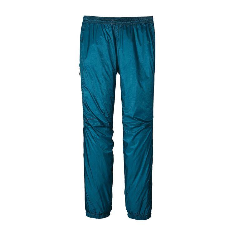 M'S ALPINE HOUDINI PANTS, Underwater Blue (UWTB)