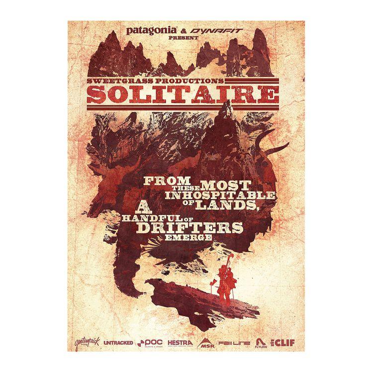 『Solitaire』DVD/日本語字幕版, none (none-000)