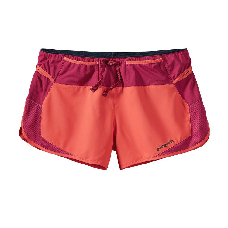 W'S STRIDER PRO SHORTS - 2 1/2 IN., Carve Coral (CRVC)