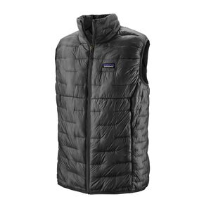 M's Micro Puff® Vest, Forge Grey (FGE)