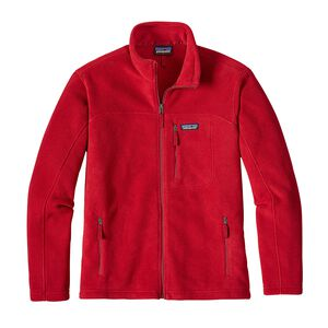 M's Classic Synchilla® Fleece Jacket, Classic Red (CSRD)