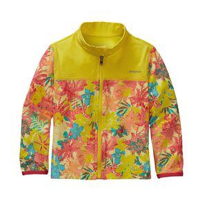 ベビー・リトル・ソル・ラッシュ・ジャケット, Neo Tropics Lite: Blazing Yellow (NBZY)