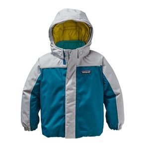 Baby Snow Pile Jacket, Deep Sea Blue (DSE)