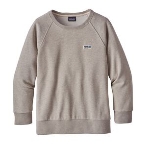 W's Clean Color Sweatshirt, Clean Pomegranate Grey (CPNG)