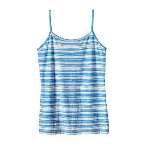 ウィメンズ・ネセシティ・キャミ, Overseas Stripe: Skipper Blue (OVSK)