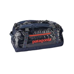 ブラックホール・ダッフル 60L, Navy Blue w/Paintbrush Red (NPTR)