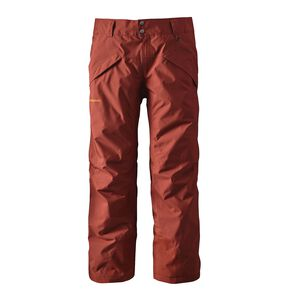 M's Snowshot Pants - Regular, Cinder Red (CDRR)