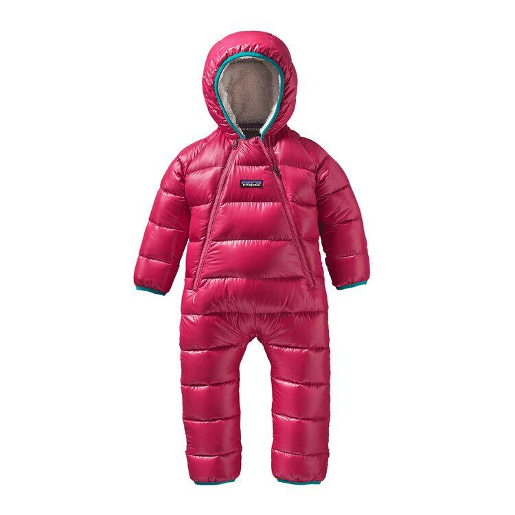BABY HI-LOFT DOWN SWEATER BUNTING, Magic Pink (MAGP)