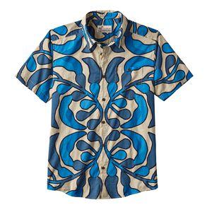 M's Malihini Pataloha™ Shirt, Limu: Pelican (LMPN)