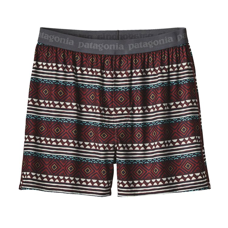 M'S CAP DAILY BOXERS, Saltillo Small: Cinder Red (SSCR)