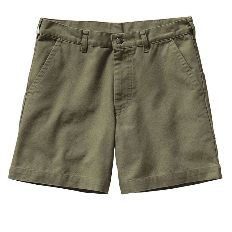 M'S STAND UP SHORTS - 7 IN., Spanish Moss (SNM-263)