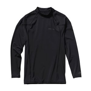 M's RØ® Long-Sleeved Top, Black w/Forge Grey (BFO)