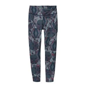 W's Centered Tights, Tech Hex: Navy Blue (TEXN)