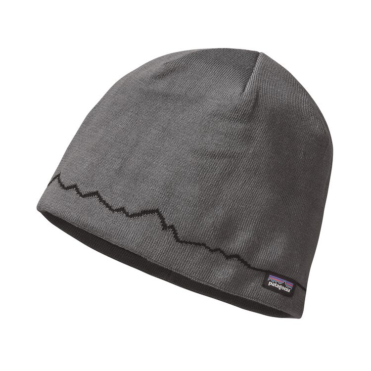 BEANIE HAT, Fitz Roy Line: Forge Grey (FOO)