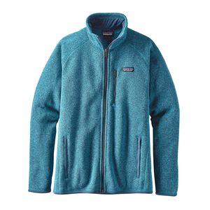 メンズ・ベター・セーター・ジャケット, Filter Blue (FLTB)