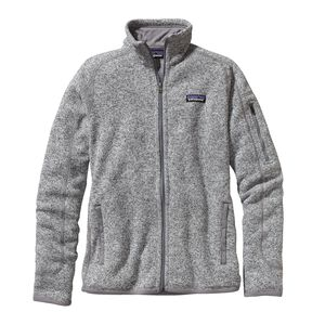 W's Better Sweater™ Fleece Jacket, Birch White (BCW)