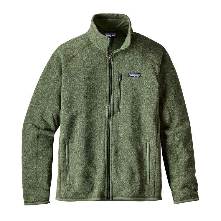 メンズ・ベター・セーター・ジャケット, Buffalo Green (BUFG)