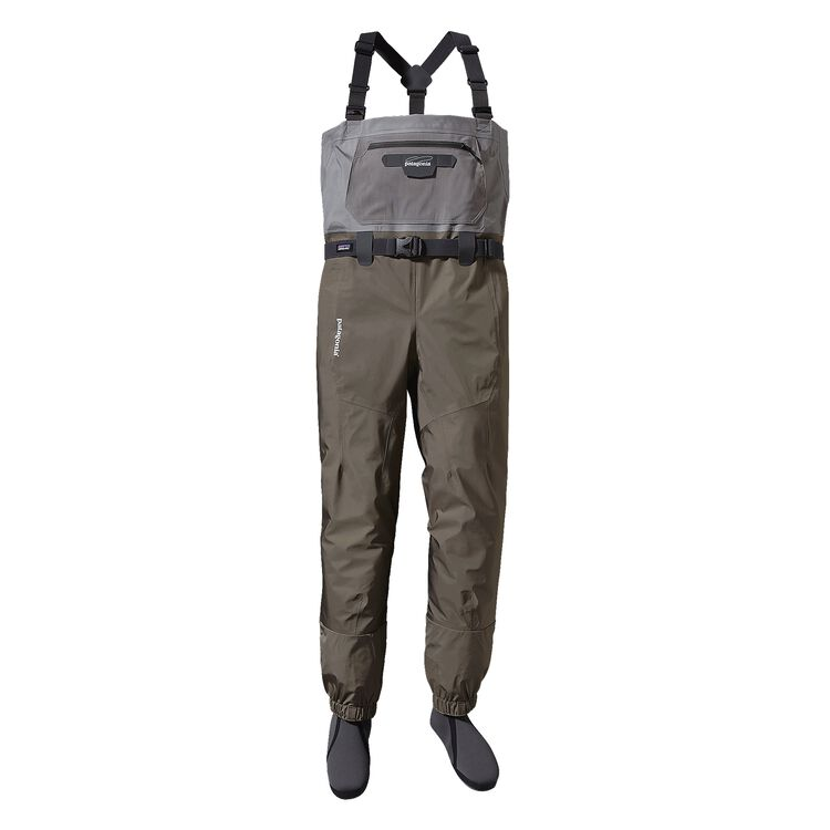 M'S SKEENA RIVER WADERS - REG, Alpha Green (ALP-984)